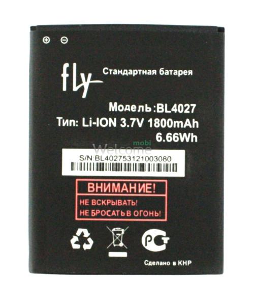 АКБ Fly BL-4027,IQ4410