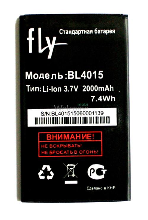 АКБ Fly BL-4015,IQ440