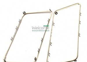 Iphone4S frame for LCD white