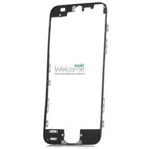 iPhone5S frame for LCD black