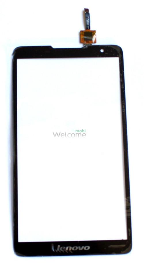 Сенсор Lenovo A889 black orig