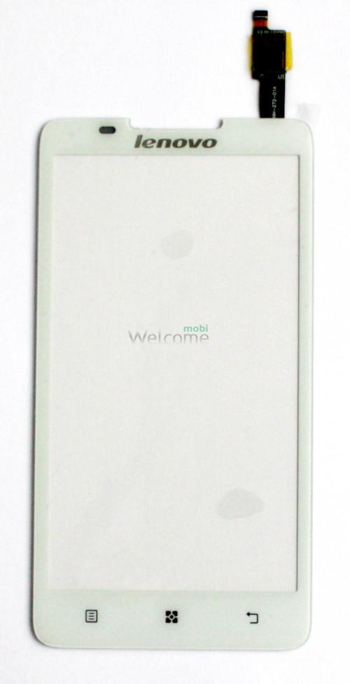 Сенсор Lenovo A656,A766 white high copy