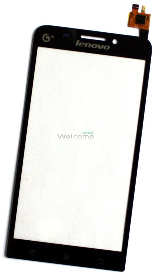 Сенсор Lenovo A828  black orig