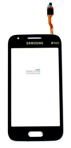 Сенсор Samsung G313H Galaxy Ace 4 Lite, G313HD Galaxy Ace 4 Lite Duos, black orig