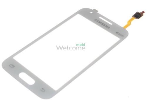 Сенсор Samsung G313H Galaxy Ace 4 Lite, G313HD Galaxy Ace 4 Lite Duos, white orig