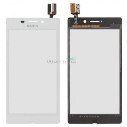 Сенсор Sony D2403 Xperia M2 Aqua, white