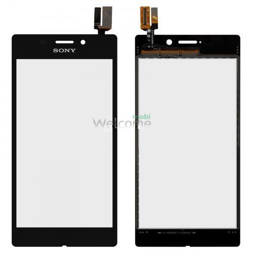 Сенсор Sony D2403 Xperia M2 Aqua, black
