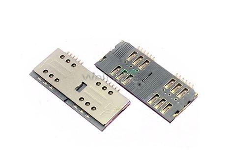 Коннектор sim Lenovo P780