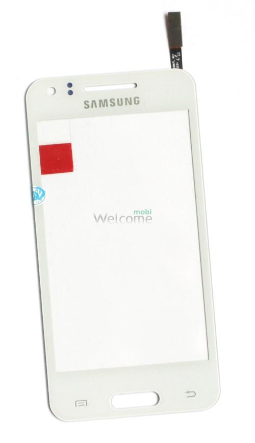 Сенсор Samsung I8530 white orig