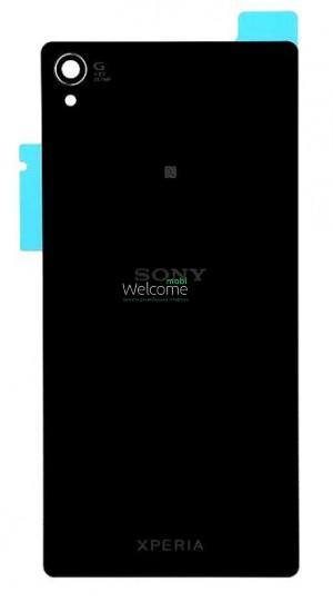 Задняя крышка Sony D6603 Xperia Z3  (black)