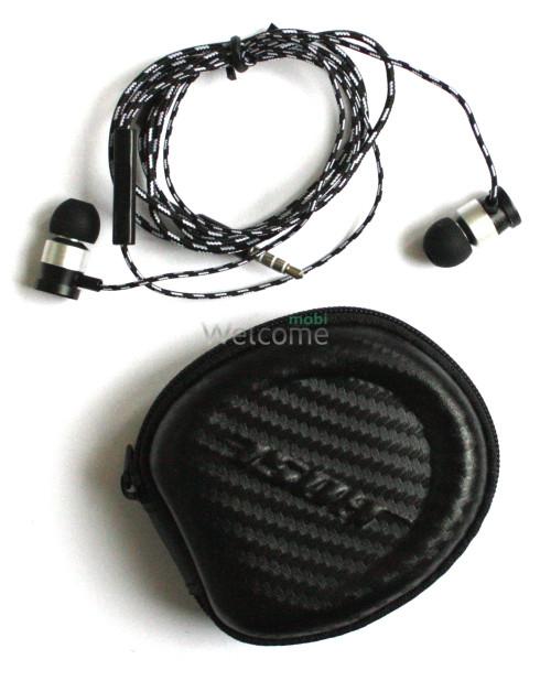 Наушники вакуумные Bose EX-161 black+mic+чехол