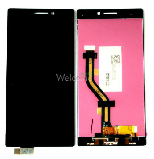 Дисплей Lenovo VIBE X2 wth touchscreen black orig