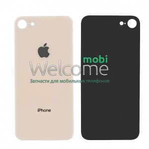 iPhone8 back cover gold