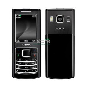 Корпус Nokia 6500 Classic black high copy полный комплект