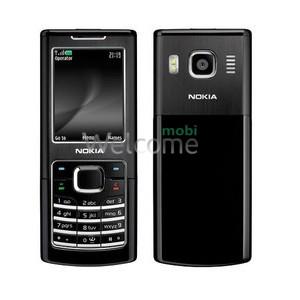 Корпус Nokia 6500 Classic black high copy полный комплект