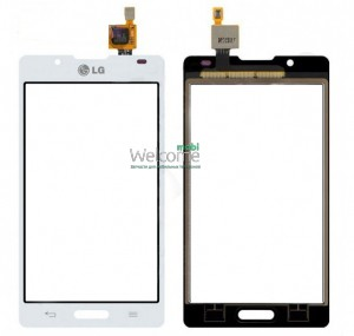 Сенсор LG P713,P710 Optimus L7 II white orig