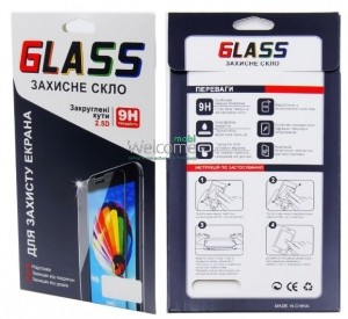 Защитное стекло универсальное 5 дюйм с олеофобным покрытием