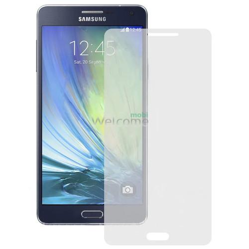 Стекло Samsung A700 Galaxy A7 (0.3 мм, 2.5D, с олеофобным покрытием)