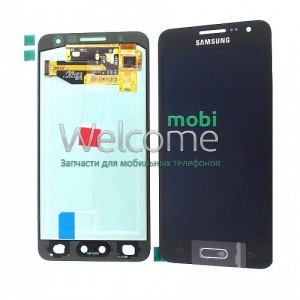 Дисплей Samsung SM-A300H Galaxy A3 black with touchscreen service orig