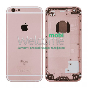 iPhone6S back cover rose-gold