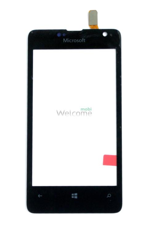 Сенсор Nokia 430 lumia black orig