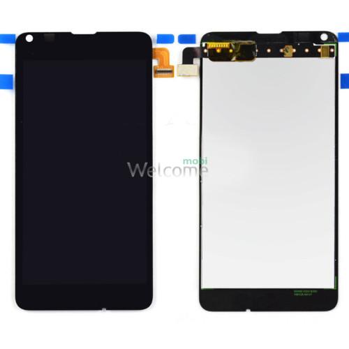 Дисплей Nokia 640 Lumia with touchscreen black orig
