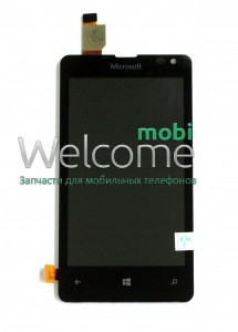 Дисплей Microsoft 435,532 Lumia Dual Sim with touchscreen black orig