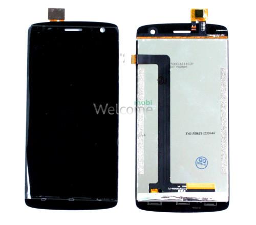 Дисплей FLY IQ4503 Era Life 6 Quad with touchscreen orig