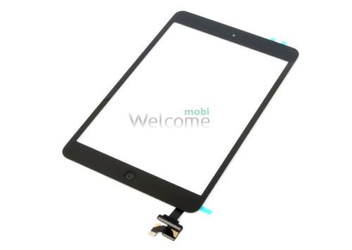 iPad mini,iPad mini 2 Retina touchscreen+flex+button+IC black high copy