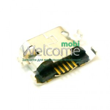 Коннектор зарядки Lenovo A298,A6000 orig