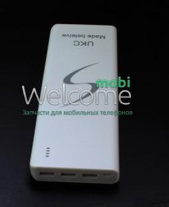 Внешний аккумулятор (power bank) UKC 40000mAh 3USB(1A+2A+1.5A)