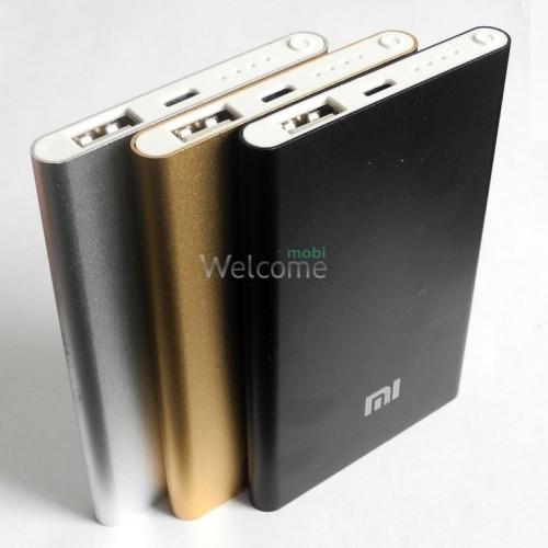 Внешний аккумулятор (power bank) MI 12800mAh USB(2A)