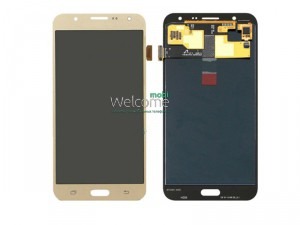 Дисплей Samsung SM-J700H Galaxy J7 Gold with touchscreen service orig