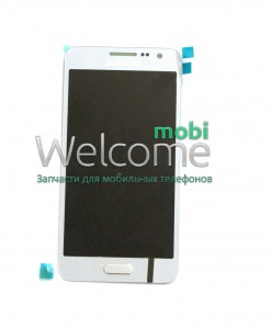 Дисплей Samsung SM-A300H Galaxy A3 silver with touchscreen service orig