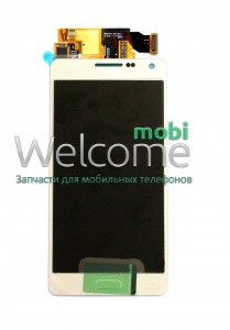 Дисплей Samsung SM-A500H Galaxy A5 gold with touchscreen service orig