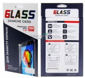 Защитное стекло универсальное 5.3 дюйм с олеофобным покрытием