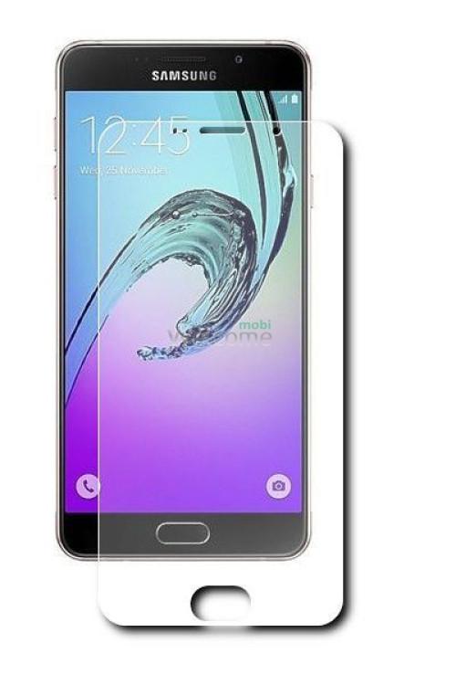 Стекло Samsung A710 (2016) Galaxy A7 (0.3 мм, 2.5D, с олеофобным покрытием)