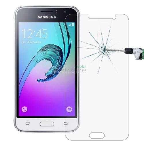 Стекло Samsung J120 (2016) Galaxy J1 Duos (0.3 мм, 2.5D, с олеофобным покрытием)