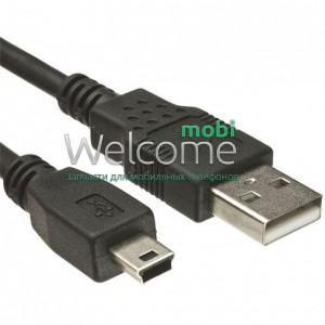 USB кабель mini