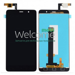 Дисплей Xiaomi  Note 3 with touchscreen with frame orig