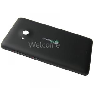 Задняя крышка Nokia Lumia 535 black