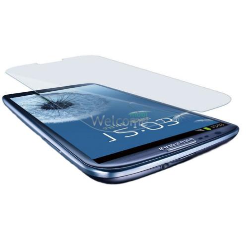 Стекло Samsung i9300 Galaxy S3 (0.3 мм, 2.5D, с олеофобным покрытием)