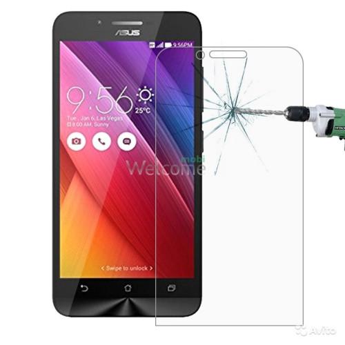 Стекло ASUS ZenFone Go (ZC500TG)  (0.3 мм, 2.5D, с олеофобным покрытием)