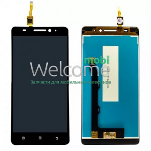 LCD Lenovo K3 Note with touchscreen black orig