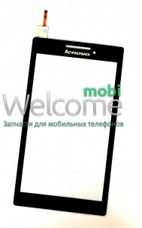 Сенсор к планшету Lenovo IdeaTab  A7-10F black orig