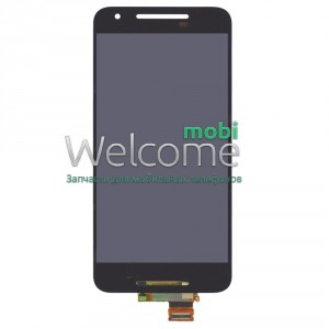 Дисплей LG Google Nexus 5X 16GB with touchscreen black orig