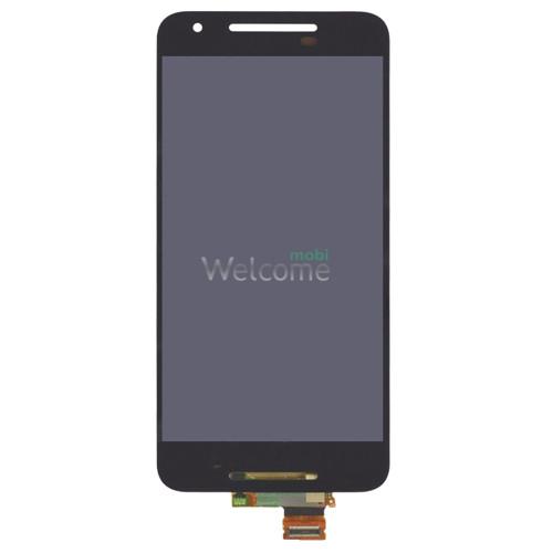 Дисплей LG H791 Nexus 5X 16GB with touchscreen black orig