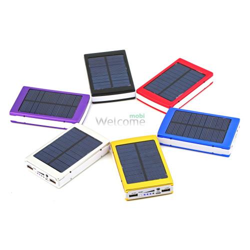 Внешний аккумулятор (power bank) Solar charger SP3806 50000mAh +20smd (три реж)+UF led