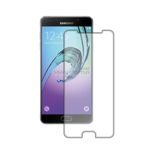 Стекло Samsung J710 Galaxy J7(2016) (0.3 мм, 2.5D, с олеофобным покрытием )