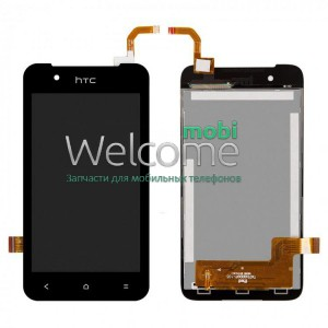 Дисплей HTC Desire 210 Dual Sim with touchscreen black orig